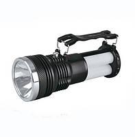 Фонарик YJ-2881T Фонарик ручной Яркий Led фонарь переносной прожектор