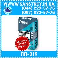 Полипласт ПП-019 Клеевая смесь с повышенной эластичностью и термостойкостью серый  25кг