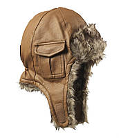 Зимняя шапка Elodie details - Chestnut Leather, 0-6 мес