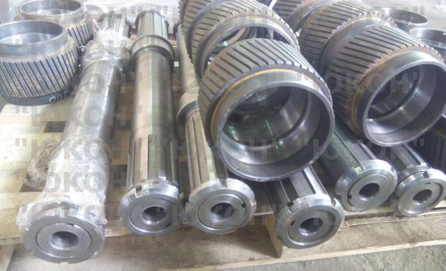 Всё для гранулятора ОГМ-1,5 запасные и расходные части для гранулятора ОГМ-1,5