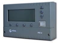 Пульт управления (контроллер) твердотопливным котломRoda WB4