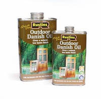 Датское масло для наружного использования (Quick Dry Outdoor Danish Oil)