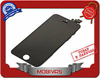 Lcd( дисплей)+тачскрин на Iphone 5C, черный копия
