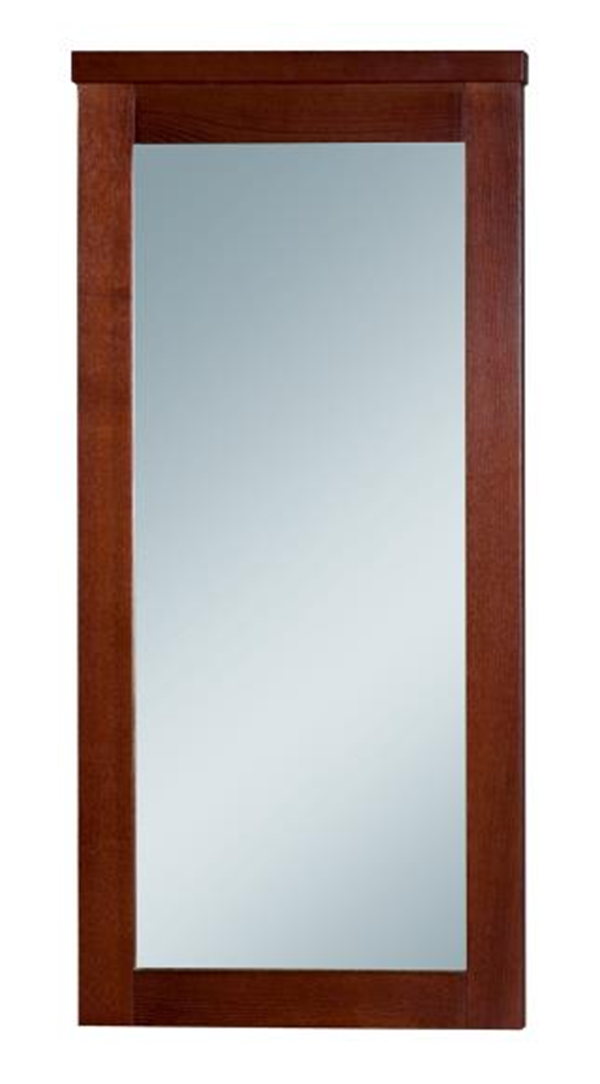 Зеркало в раме из массива дерева 010