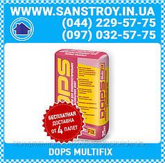 Клей армирующий для пенополистирольных и минераловатных плит DOPS MULTIFIX