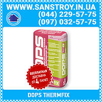 Клей для пенополистирольных и минераловатных плит DOPS THERMFIX