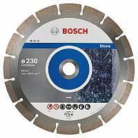 Алмазный отрезной круг Bosch Standard for Stone230x22,23, 10 шт в уп.
