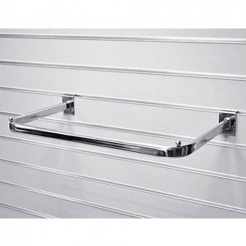 Вешалка (дуга) для одежды U-образная 600*300мм из трубы овальной 15*30мм