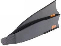 Лопасти стеклопластиковые Leaderfins Stereoblades Waves Black