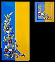 """Дизайн-обогреватель """"Украина"""" (диптих), фото 1"""