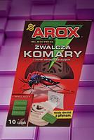 Электрофумигатор + вкладыши AROX-ELEK+WKLAD