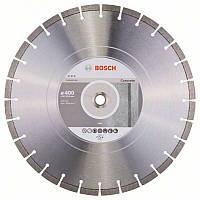 Алмазный отрезной круг Bosch Best for Concrete400x20/25,4