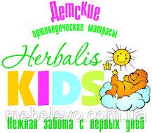 детский матрас Baby Soft / Бейби Софт 60х120 ЕММ h12 Herbalis Kids кокос боннель , фото 3