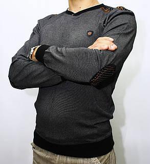 Стильный мужской  реглант, фото 2