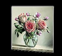 """Дизайн-обігрівач """"Садові троянди """", фото 1"""