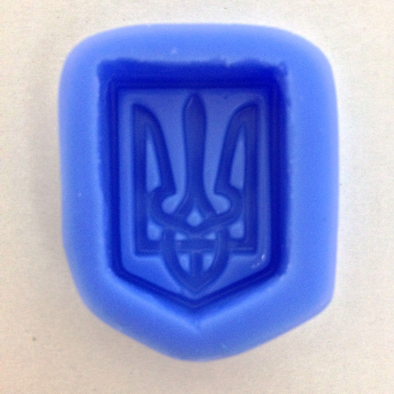 """Силиконовый молд """"Герб Украины"""" (код 03849)"""