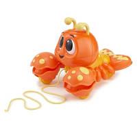 Игрушка-каталка на веревочке Веселый лобстер Little Tikes 638534