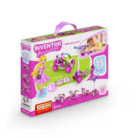 Конструктор серии INVENTOR PRINCESS 15 в 1 Engino IG15
