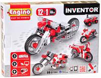 Конструктор серии INVENTOR 12 в 1 Мотоциклы Engino 1232