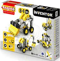 Конструктор серии Inventor 8 в 1 Строительная техника Engino 0834