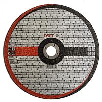 Отрезной диск по камню выгнутый DWT GS-CD3-180