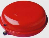 Бак расширительный для систем отопления 6 л плоский LIDER