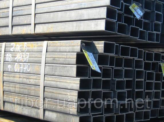 Труба квадратная 25х25х2,0 мм Киев, фото 2