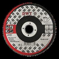 Отрезной диск по металлу выгнутый DWT GS-MD3-230