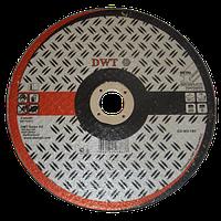 Отрезной диск по металлу прямой DWT GS-M3-180