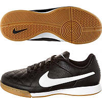 Детская обувь для футзала NIKE Tiempo Genio Leather IC