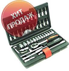 Набор инструментов PARTNER PA2046 (46 предметов)