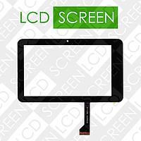 Тачскрин (touch screen, сенсорный экран) для планшета Freelander PD10