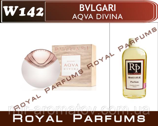 Женские духи на разлив Royal Parfums  Bvlgari «Aqva Divina»   №142    35 мл