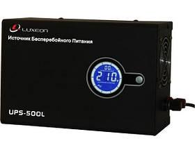 ИБП Luxeon UPS-500L (с правильной синусоидой)