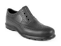 Туфли мужские черные - 116650, фото 1