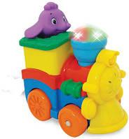 """Музыкальная игрушка """"Паровоз Слоника"""" 053462 Kiddieland  (053462)"""
