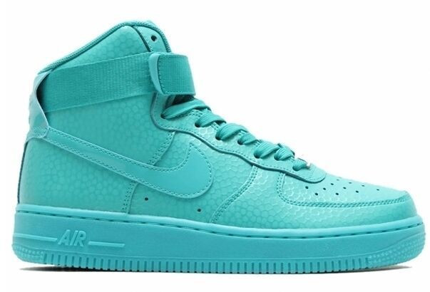 a5c79f9b Кроссовки женские Nike Air Force 1 High Premium / 1AFW-061 (Реплика ...