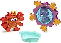 """Игровой набор для игр в ванной """"Водяные мельницы - Мерцающий океан"""" 638022M Little Tikes  (638022M)"""