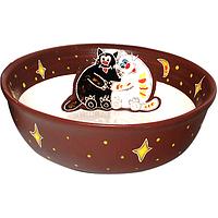 Пиала Толстые коты 500мл