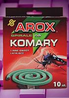 Спираль для защиты от комаров AROX-SPI-KOMARY