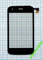 Сенсорный экран для Fly iQ245 черный,high copy