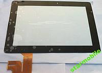 Сенсор для планшета Asus Eee Pad Asus TF201 сенсор (p/n: AS-0A1T V1.0), черный, фото 1