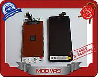 Модуль дисплей+сенсор Iphone 5G черный  копия