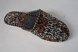 Тапочки женские ПВХ, фото 2