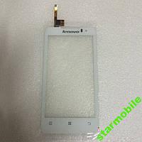 Сенсорный экран для мобильного телефона Lenovo P770, белый, high copy
