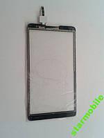 Сенсорный экран для мобильного телефона Lenovo A889, чёрный, high copy