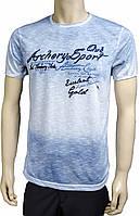 Синяя мужская футболка. Турция