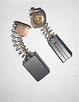 Щетка для двигателя графитовая 6мм*9мм*14мм (болгарка), 2шт