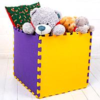 Модульное напольное покрытие в детскую комнату