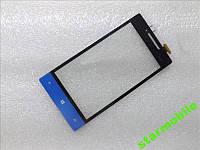 Сенсорный экран HTC A620e Windows Phone 8S, синий